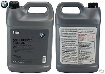 BMW Engine Coolant / Antifreeze 2 Gallons Blue Color Original Equipment