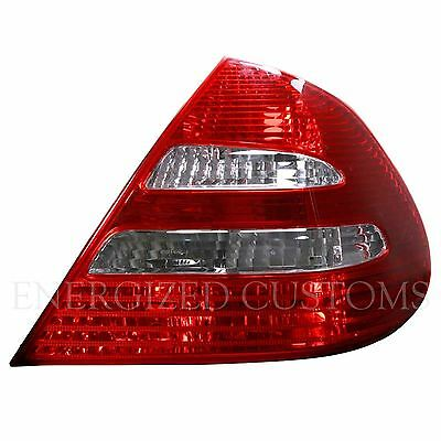 Mercedes Benz E Class W211 6/2002-6/2006 Rear Tail Light Drivers Side O/s