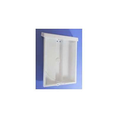 Source One Outdoor Realtor Style Brochure Holder (LG-OUTDOOR-REALTOR) New