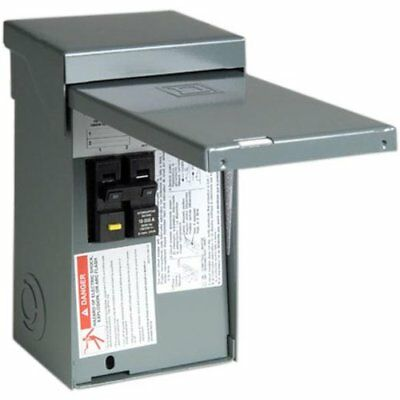 Square D by Schneider Electric HOME250SPA Homeline 50-Amp Spa Panel New