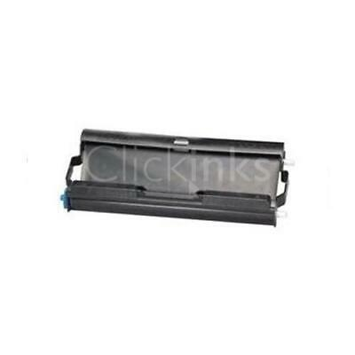 Fax Toner Cartridge for Brother IntelliFax 575 (compatible) Black (IVRPC501) New