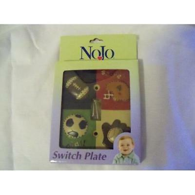 Nojo My Little MVP Switch Plate New