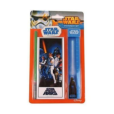 Star Wars New Hope Stationery Set Licensed Product