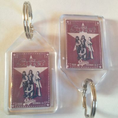 The Sweet - Live at the Rainbow 1973 Keychain Keyring