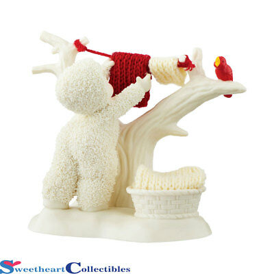 Department 56 Snowbabies 4045659  Laundry Day New 2015