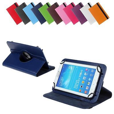 Universal Tablet PC Tasche Tab Tasche Rotation 360° Case Cover Hülle Einband