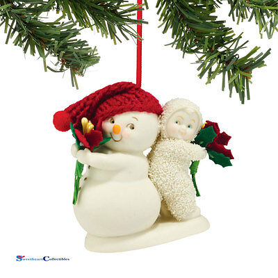 Department 56 Snowbabies 4045812 You're the Best Gift of All Orn. 2015