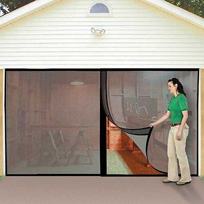 Jobar's 82-4869 2 Car Garage Screen Enclosure Door New