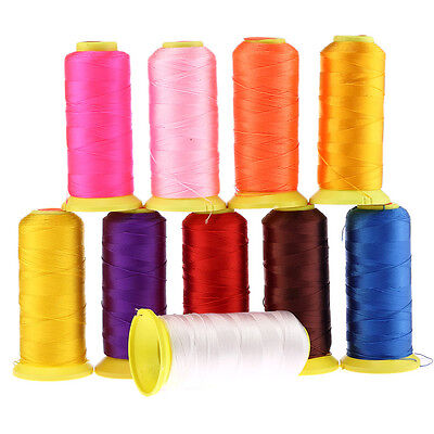Silk Beading Thread Bead Cord String 750Meter Spool 0.3mm thick Jewelry findings