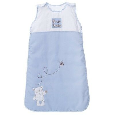 Obaby B Is For Bear Baby Sleeping Bag 6-18m (Blue)