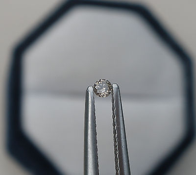 2mm champagne diamond loose rounds