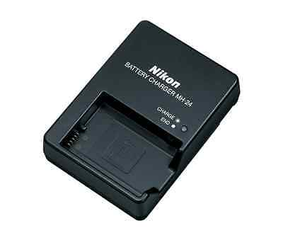 Genuine Original OEM NIKON D5100 D5200 D5300  EN-EL14 Battery Charger MH-24