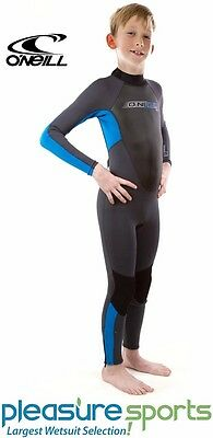 O'Neill Reactor Kids Wetsuit Junior 3/2mm Childs Full Wetsuit - Multi Sport