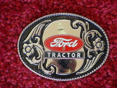 Ford Tractor Belt Buckle, New