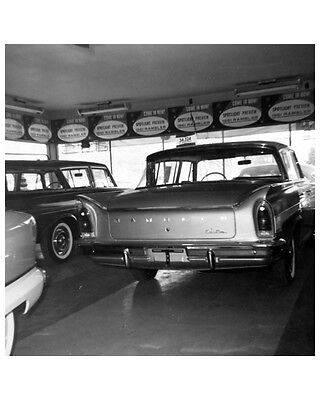 1961 1962 ? Rambler Dealer Showroom Photo Pennsylvania ca2251