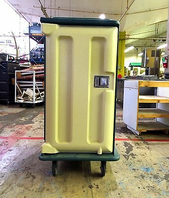 2-Cambro Insulated Holding Cabinets