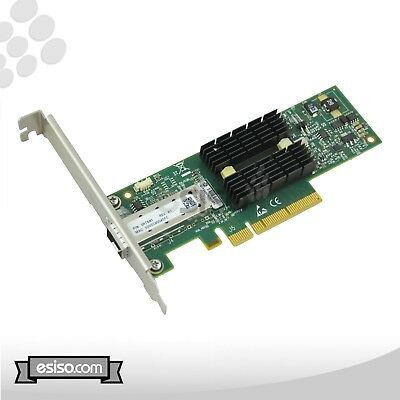 RT8N1 0RT8N1  DELL MELLANOX CONNECTX-2 PCIe 10GBe ETHERNET NIC SERVER ADAPTER