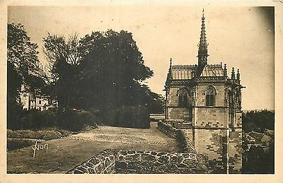 37 Amboise Chateau Chapelle St-Hubert Et Parc - Douce France 4701