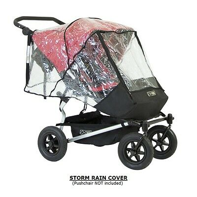 Mountain Buggy Duet v2.5 Double Storm Cover (Pre 2016)