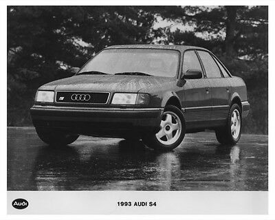 1993 Audi S4 Automobile Photo Poster zch7580
