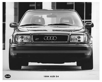1994 Audi S4 Automobile Photo Poster zch7598