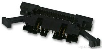 Te Connectivity / Amp,1-111506-6,header, Idc, Latched, 10Way