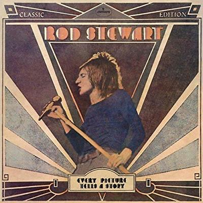 "Rod Stewart - Every Picture Tells A Story (NEW 12"" VINYL LP)"