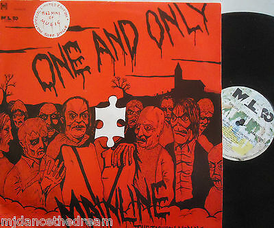 "MAINLINE ~ One And Only {Jackson Medley} ~ LTD ED 1 SIDED 12"" Single PS"