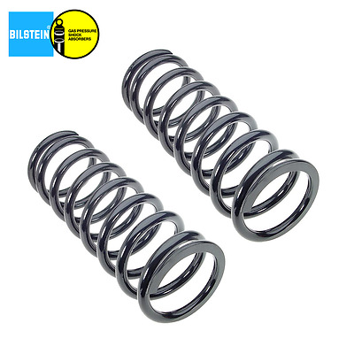 For Mercedes W211 E320 Pair Set of 2 Front Coil Springs Bilstein B3 OE 36-226153
