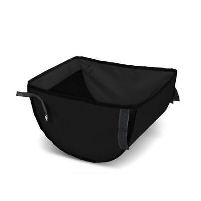 Out n About Nipper Single Storage Parcel Basket (Black)