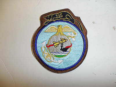 b5798 USMC Korea VMF 115  Marine Fighter Squadron Able Eagles R7D