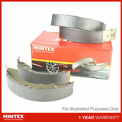 New Ford Focus Genuine Mintex Rear Brake Shoe Set - MFR592