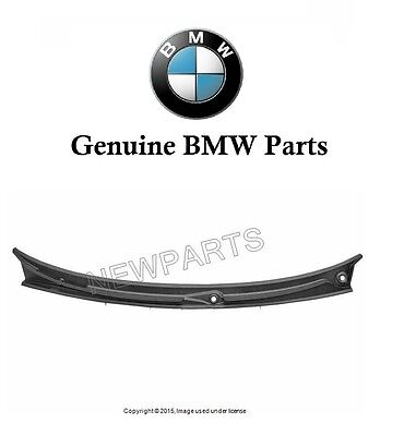 BMW E46 Covering For Windshield Wiper Motor Assembly Brand NEW GENUINE