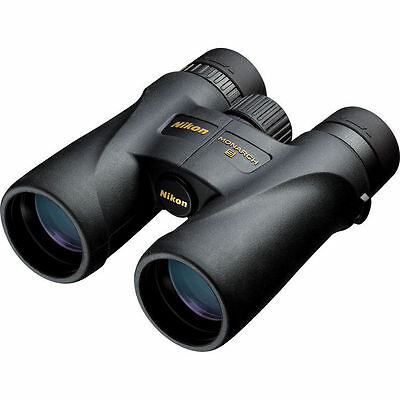 Nikon 12x42 Monarch 5 Binocular (Black) 7578