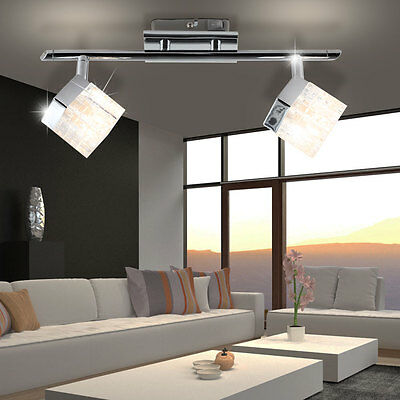 decken spot wand strahler wohn ess schlaf zimmer lampe. Black Bedroom Furniture Sets. Home Design Ideas