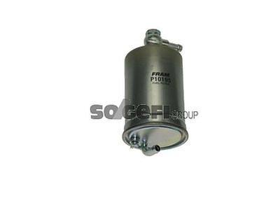 To Clear New Fram Fuel Filter - P10195