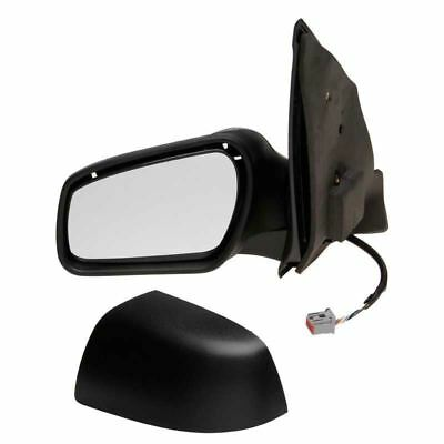 Ford Fiesta Mk6 2005-2008 Electric Black Door Wing Mirror Passenger Side Left