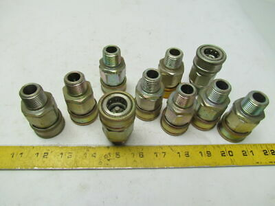 Coupler Body,1//2-14,1//2 In Body,Steel SNAP-TITE VHC8-8F