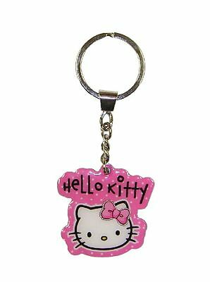 Portachiavi Hello Kitty Die Cut - Rosa