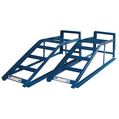 2.5 Tonne Car Ramp Extra Wide Heavy Duty Pair