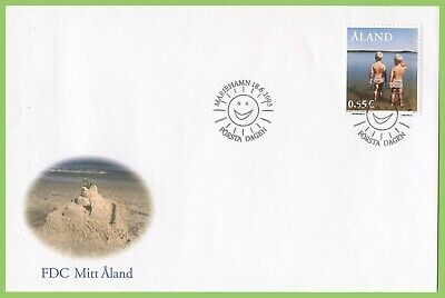 Aland 2003 'My Aland' First Day Cover