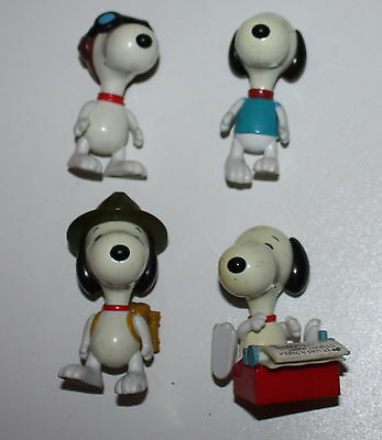McDonald's MC DONALD'S HAPPY MEAL - 1996 Snoopy Peanuts JAPAN complete sat
