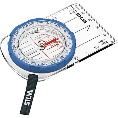 Silva Field Base plate Compass - Orienteering / Hiking / Scouts  # SV34855