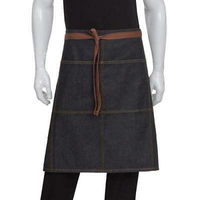 Chef Works Memphis Bistro Apron (AW049) New