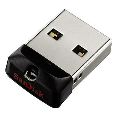 SanDisk 8GB 16GB 32GB 64GB Cruzer FIT USB Flash Pendrive Pen Drive Memoria ES