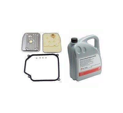 5-Liters VW Auto Transmission Fluid+Filter Kit Golf Jetta