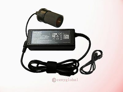 NEW AC Adapter For 12V 5A Converter Koolatron Voyager Thermoelectric Cooler P-27