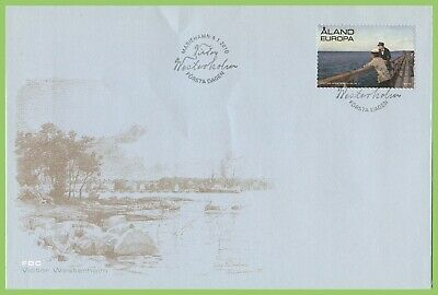Aland 2010 Westerholm Anniversary First Day Cover