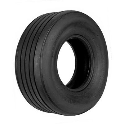 1 New 11L-14 Rubber Master Rib Implement Farm Wagon Tire 8 Ply Tubeless