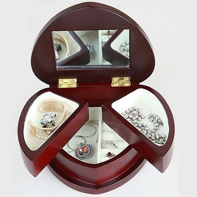 Sudberry House Heart Shaped Jewelry Box